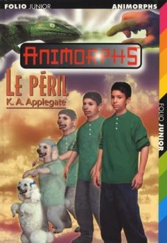 Couverture Animorphs, tome 35 : Le péril