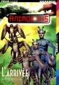 Couverture Animorphs, tome 38 : L'arrivée Editions Folio  (Junior) 2000