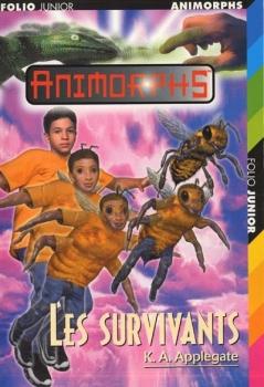 Couverture Animorphs, tome 40 : Les survivants
