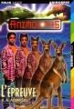 Couverture Animorphs, tome 44 : L'épreuve Editions Folio  (Junior) 2001