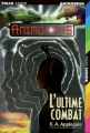 Couverture Animorphs, tome 48 : L'ultime combat Editions Folio  (Junior) 2002