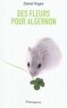 Couverture Des fleurs pour Algernon Editions Flammarion (Tribal) 2011