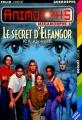 Couverture Animorphs : Megamorphs, tome 3 : Le secret d'Elfangor Editions Folio  (Junior) 2000