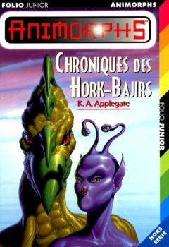 Couverture Animorphs, tome hs : Chroniques des Hork-Bajirs