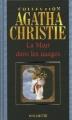 Couverture La mort dans les nuages Editions Hachette (Agatha Christie) 2004