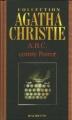 Couverture A.B.C. contre Poirot / ABC contre Poirot Editions Hachette (Agatha Christie) 2004