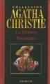 Couverture La maison biscornue Editions Hachette (Agatha Christie) 2004