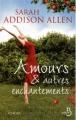 Couverture Amours & autres enchantements Editions Belfond 2010