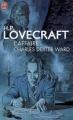 Couverture L'affaire Charles Dexter Ward Editions J'ai Lu (Science-fiction) 2007