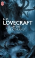 Couverture Le mythe de Cthulhu Editions J'ai lu (Science-fiction) 2007