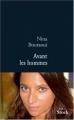 Couverture Avant les hommes Editions Stock 2007