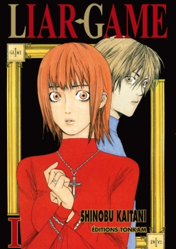 Couverture Liar game, tome 01