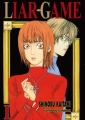 Couverture Liar game, tome 01 Editions Tonkam (Young) 2010