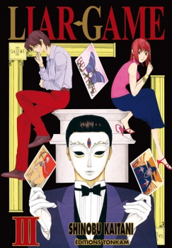 Couverture Liar game, tome 03