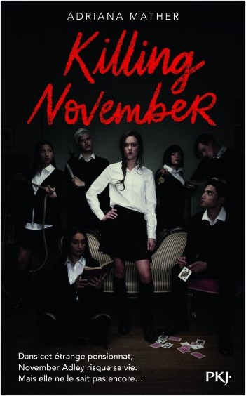 Couverture Killing November, tome 1 : Killing November