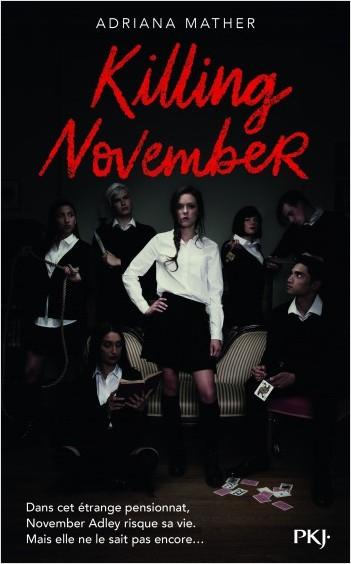 Couverture Killing November, tome 1 : Killing November