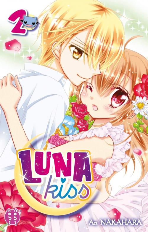 Couverture Luna Kiss, tome 2