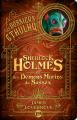 Couverture Les dossiers Cthulhu, tome 3 : Sherlock Holmes et les démons marins du Sussex Editions Bragelonne 2020