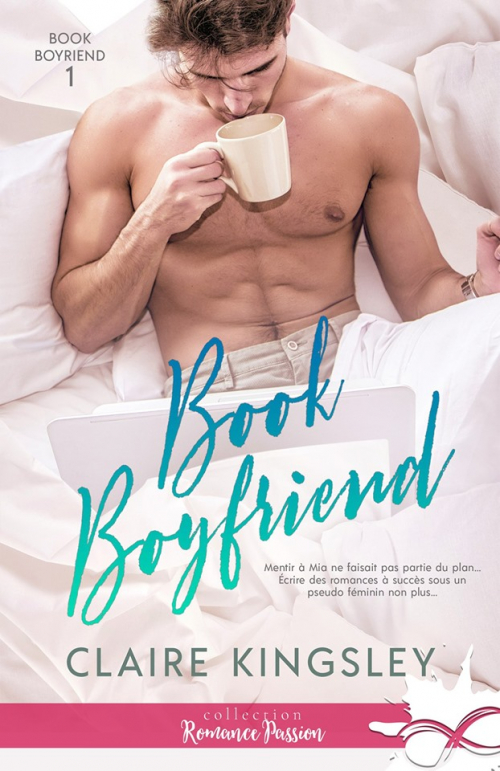 Couverture Book Boyfriend, tome 1