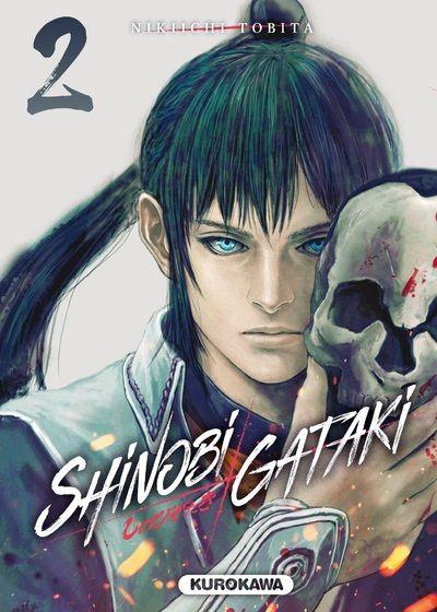 Couverture Shinobi Gataki, tome 2