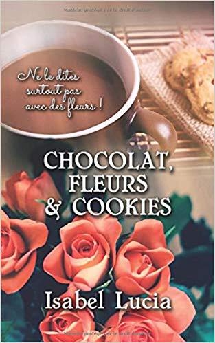 Couverture Chocolat, fleurs & cookies