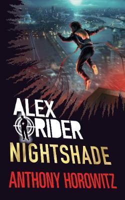Couverture Alex Rider, tome 12