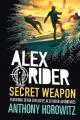 Couverture Alex Rider : Secret weapon Editions Walker Books 2020
