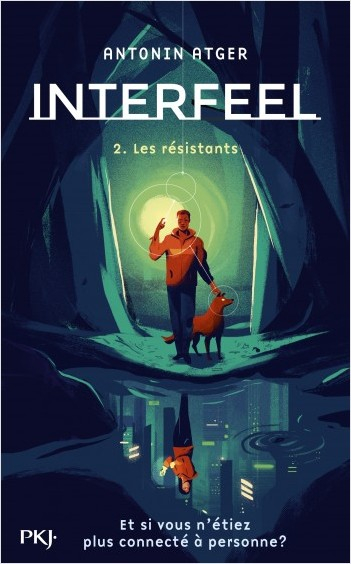 Couverture Interfeel, tome 2 : Les résistants
