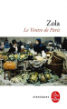 Couverture Le ventre de Paris Editions Le Livre de Poche (Classiques) 2019