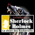Couverture Le Chien des Baskerville Editions Audible studios 2010