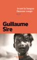 Couverture Avant la longue flamme rouge  Editions Calmann-Lévy 2020
