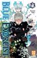 Couverture Blue Exorcist, tome 23 Editions Kazé (Shônen up !) 2019