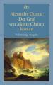 Couverture Le Comte de Monte-Cristo Editions dtv 2017