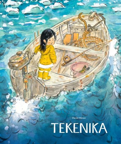 Couverture Tekenika