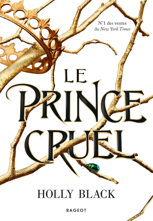 Couverture The Folk of the Air, book 1: The Cruel Prince
