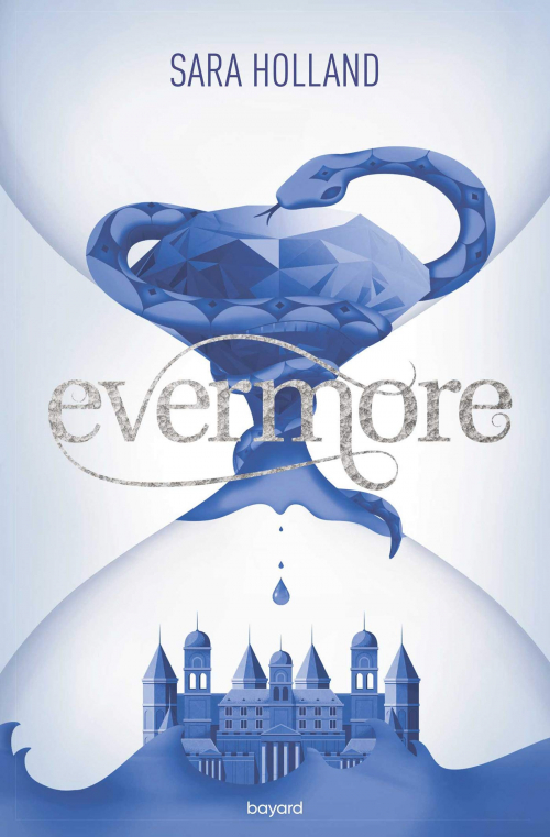 Couverture Everless, tome 2 : Evermore
