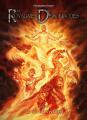 Couverture Les Royaumes Démoniaques, tome 2 : Le Feu des Vivants Editions Autoédité 2019