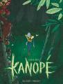 Couverture Kanopé, tome 1 Editions Delcourt (Mirages) 2014