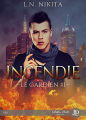 Couverture Le gardien, tome 1 : Incendie Editions Juno publishing (Hecate) 2020
