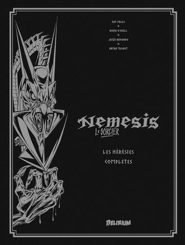Couverture Nemesis le sorcier, intégrale, tome 1