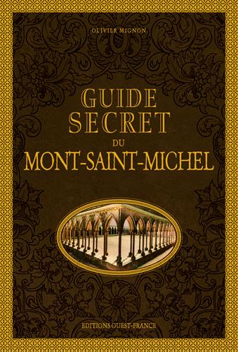 Couverture Guide secret du Mont Saint-Michel