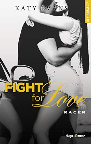 Couverture Fight for love, tome 7 : Racer