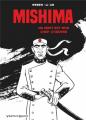 Couverture MISHIMA : Ma mort est mon chef-d'œuvre Editions Glénat 2019