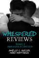 Couverture Whispered reviews, tome 2 : Abraham et Lincoln Editions Autoédité 2019