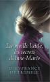 Couverture La vieille laide, les secrets d'Anne-Marie Editions de Noyelles 2019