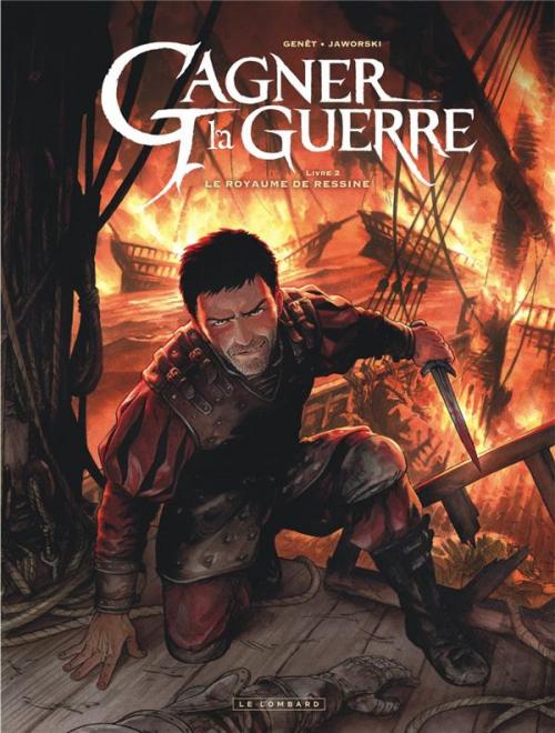 Couverture Gagner la guerre, tome 2 : Le royaume de Ressinie