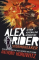Couverture Alex Rider, tome 01 : Stormbreaker Editions Walker Books 2015