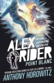 Couverture Alex Rider, tome 02 : Pointe blanche Editions Walker Books 2015