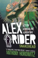 Couverture Alex Rider, tome 07 : Snakehead Editions Walker Books 2015