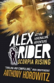 Couverture Alex Rider, tome 09 : Le réveil de Scorpia Editions Walker Books 2015